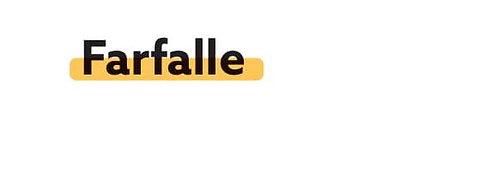 Farfalle hell