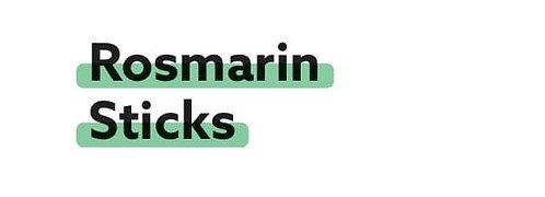 Rosmarin Sticks