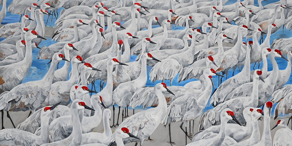 The Great Migration: A Crane Conversation