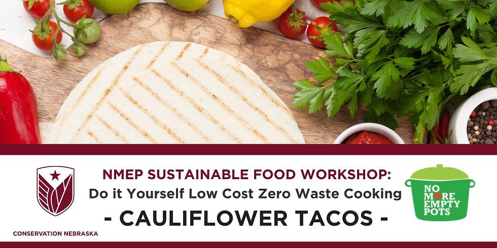 Sustainable Food Workshop: DIY Low Cost Zero Waste Cooking