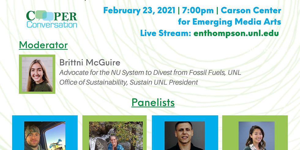 Forum Youth Panel - Taking Action on Climate Change