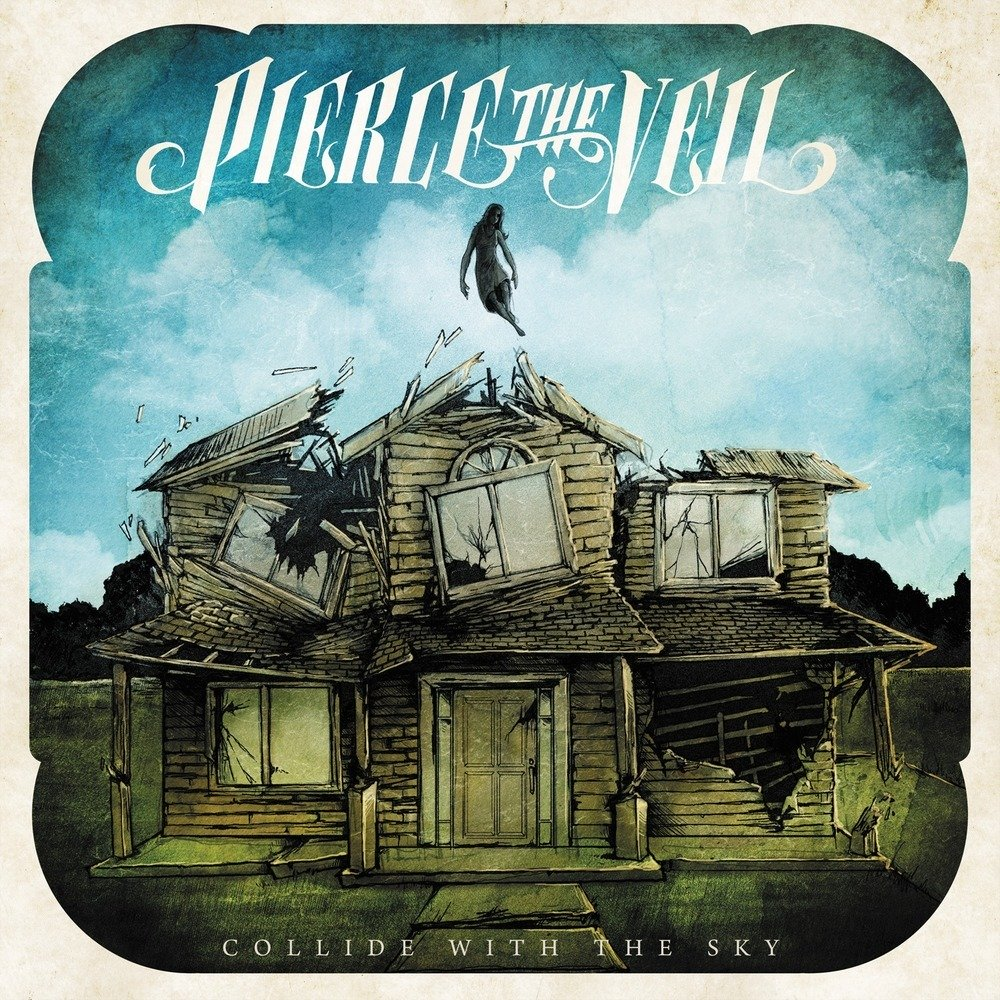 Pierce The Veil - Collide With The Sky LP
