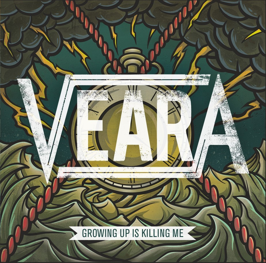 Veara - Growing Up Is Killing Me LP