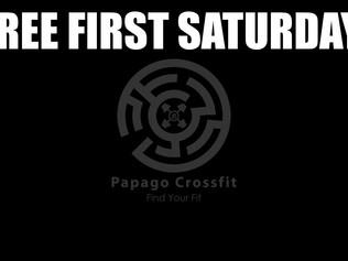FREE First Saturdays