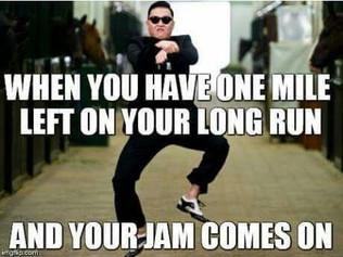 Running Through Thursday
