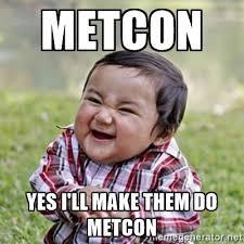 Metcon Endurance