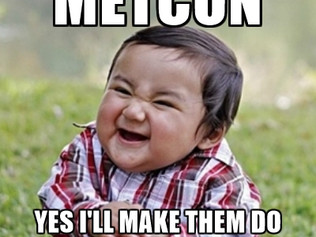 Tuesday Metcon