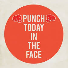Friday WOD Punch in the Face