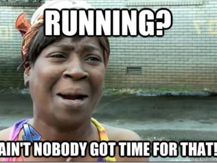 Run, Saturday, Run