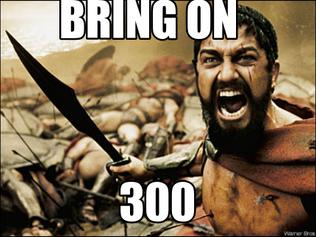 Saturday 300 Endurance
