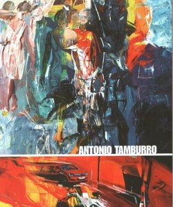 """TITOLO: """"Antonio Tamburro, Opere"""""""