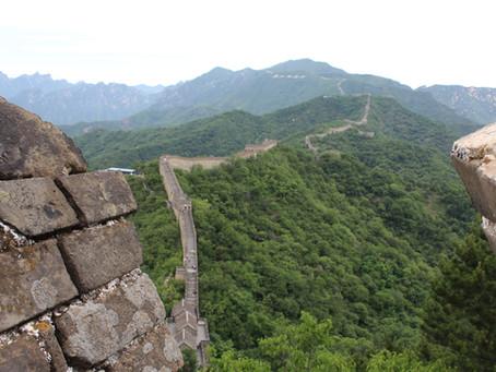Beijing; wereldstad en Chinese muur