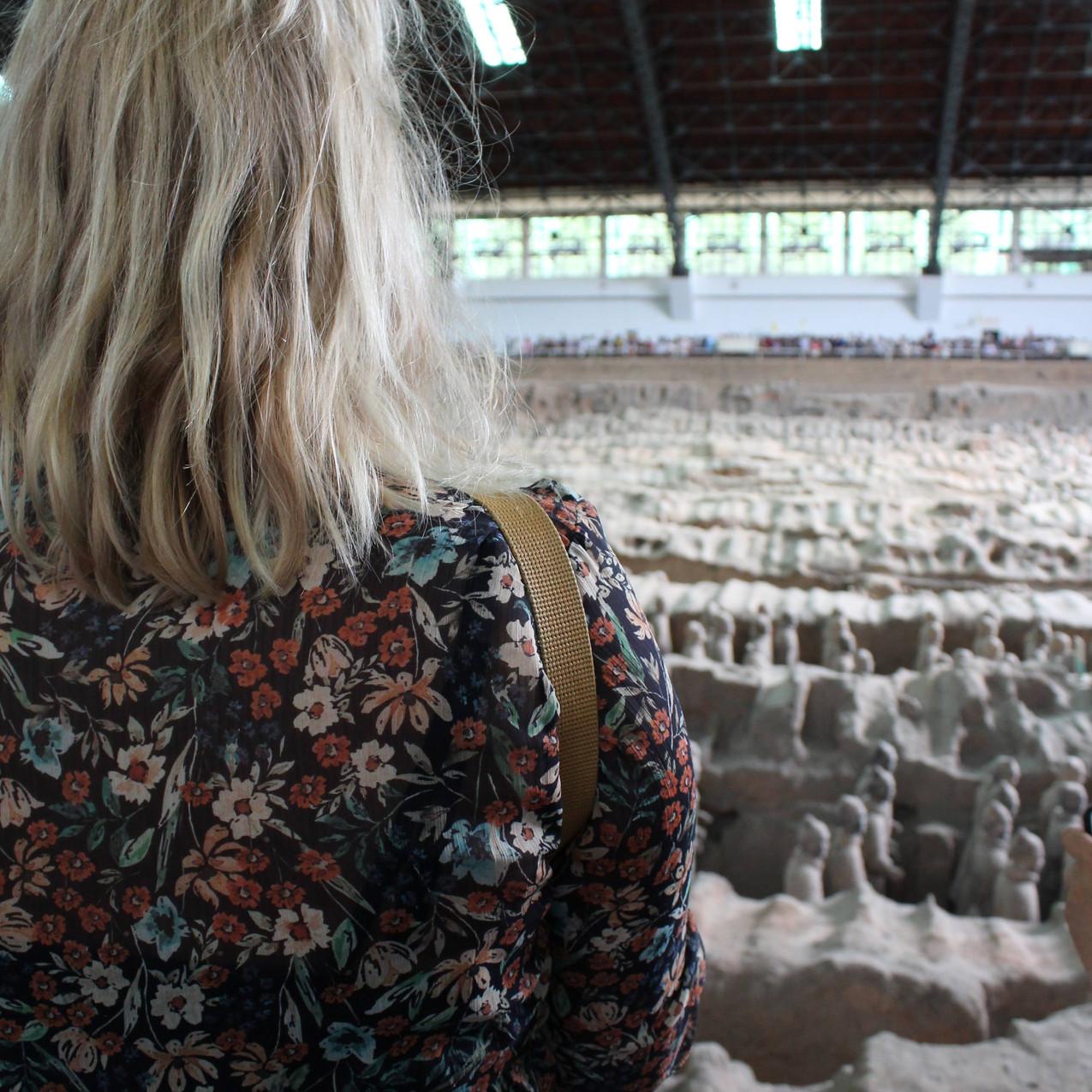Terracotta leger, China