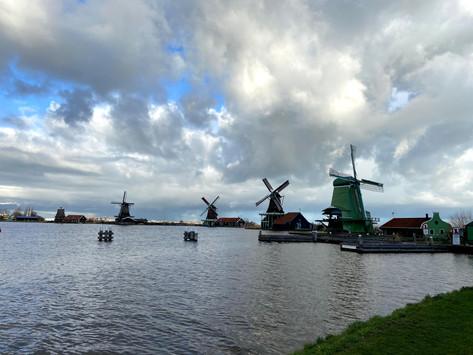 Zandvoort - Zaanse Schans - Volendam