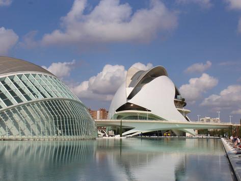 Bezoek het zonnige Valencia in Spanje