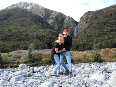 Zuidereiland van Nieuw Zeeland: Arthur's Pass, Franz Josef & Fox Glacier