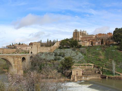 Dagtrip naar Toledo