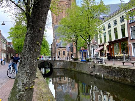 Dagtrip naar Delft