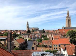 Een weekend weg naar Brugge