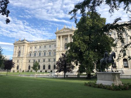 De klassieke stad Wenen