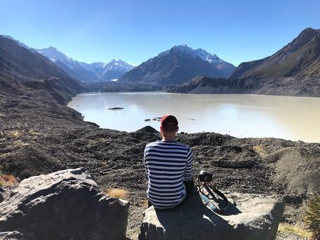 Zuidereiland van Nieuw Zeeland: Mount Cook en omgeving