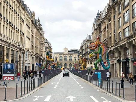 Een weekendje Lille door de ogen van Wereldmeisje Samantha