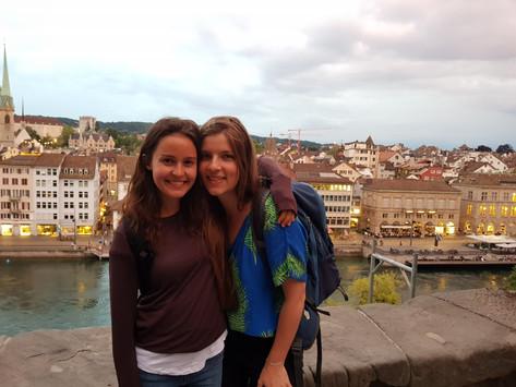 30 uur in Zürich, Zwitserland