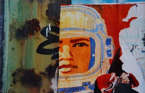 Cosmonaute - Y. Fraud
