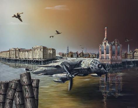 Thierry VAN QUICKENBORNE - In London