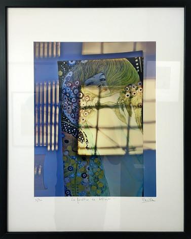Fenêtre sur Klimt