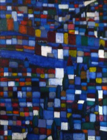 Jedpur bleu