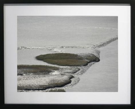 Abstraction dans la baie de Sunchéon