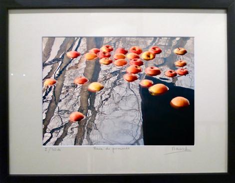 Bain de pomme