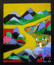Le fleuve jaune - Chine
