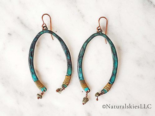 Tribal Songs Earrings