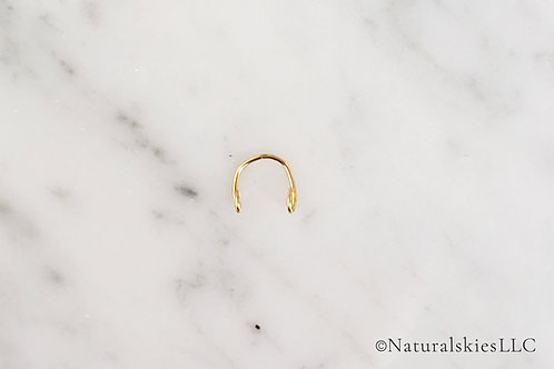 Faux Septum Ring