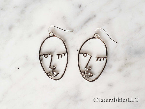 New Faces Earrings