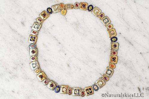 Holly Yashi: The Romance Necklace