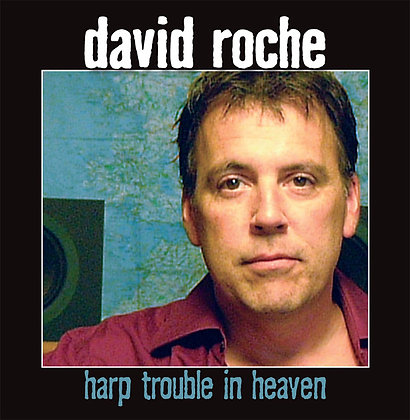 Harp Trouble In Heaven CD (2008)