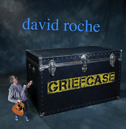 GRIEFCASE CD (NEW 2019)