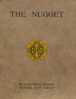 Butler High School Yearbook The Nugget U
