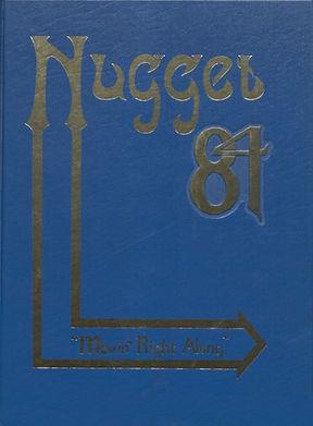 Butler High School Yearbook The Nugget 1