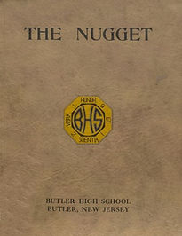 Butler High School Yearbook The Nugget U