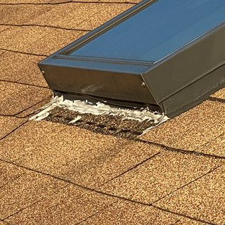 Roofing And Sky light.JPG