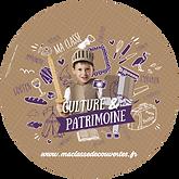 Logo culture t patrimoine
