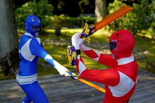 Power Rangers & DKV Kooperation
