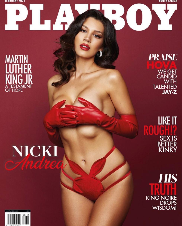 Playboy South Africa Feb 21