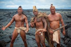 Ancient Hawaiian Tattoos
