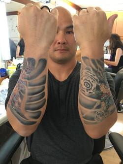 """""""Yakuza"""" Tattoo"""