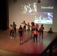 Jamaican performenceeeee!!!